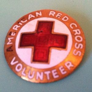 Jewelry - American Red Cross Pin